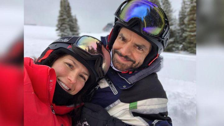 Tras supuesta separación, Derbez y Alessandra Rosaldo reaparecen juntos en famosa revista