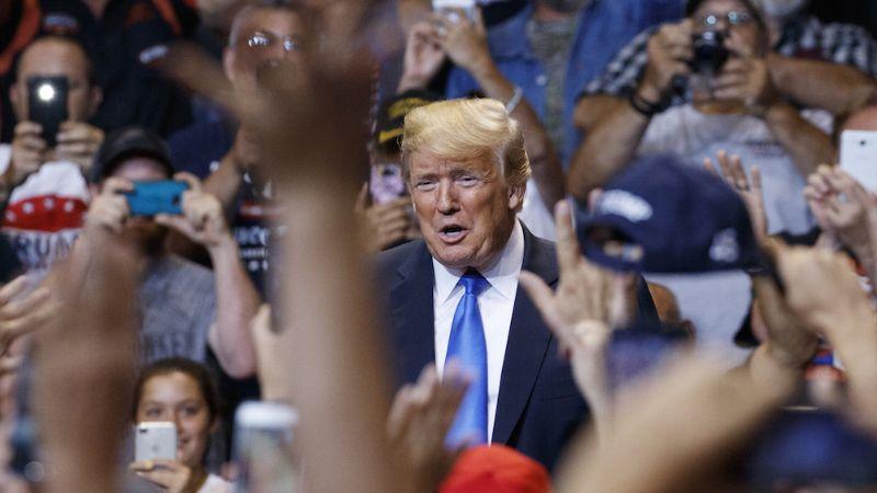 ¿Va por la revancha? Donald Trump regresa a la política; anunciaría su próxima candidatura