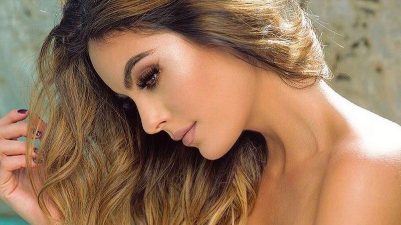 Con tierna FOTO: Ximena Navarrete presume en redes sociales su pancita de embarazo