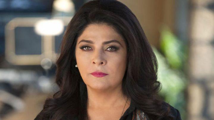 A punto de volver a Televisa, Victoria Ruffo se deja ver en otro proyecto ¿de TV Azteca?
