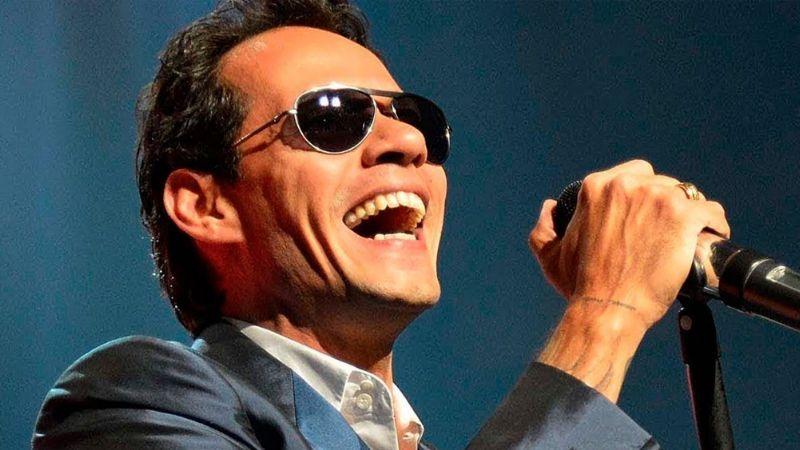 ¡Caos virtual! Concierto vía streaming de Marc Anthony presenta fallas; fans denuncian estafa