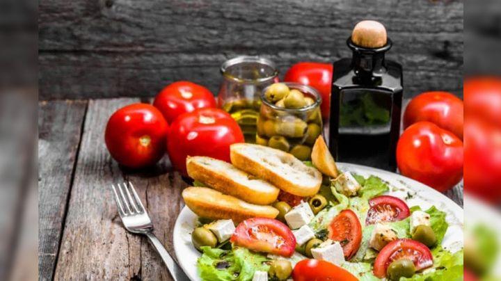Expertos aseguran que la dieta mediterránea ayudaría a prevenir la demencia