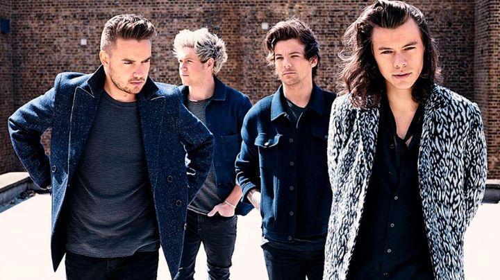 ¡Qué emoción! James Corden revela nuevas escenas del 'Carpool Karaoke' con One Direction