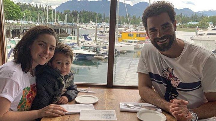 Hijo de Ariadne Díaz y Marcus Ornellas podría protagonizar telenovela de Televisa