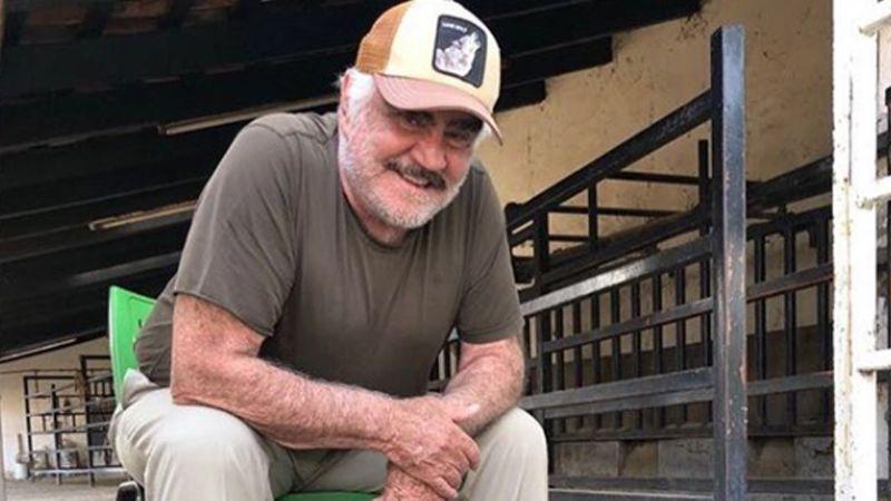 ¿Nieto en camino? Vicente Fernández celebra el Día del Padre con nuevo integrante en la dinastía
