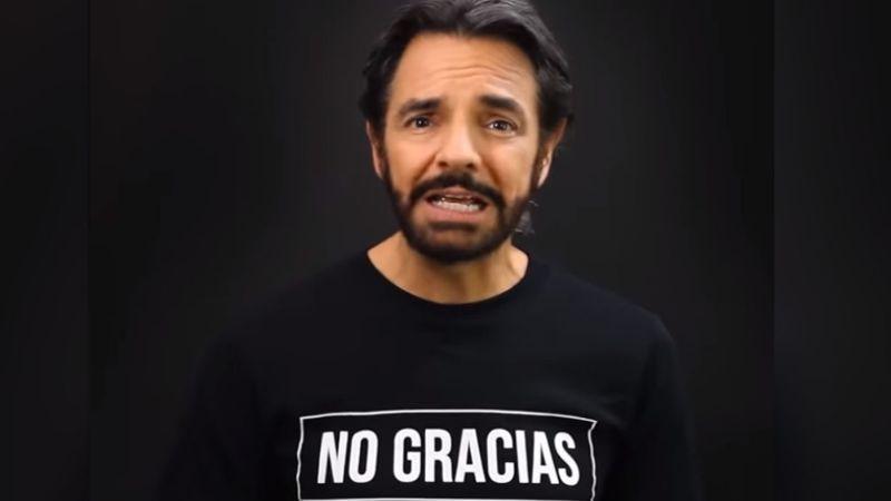 Eugenio Derbez alza la voz en Twitter por 'Rodolfo Corazón': El perro asesinado a machetazos