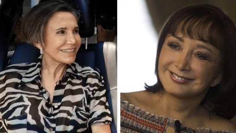 ¿La traicionó? María Antonieta de las Nieves revela qué causó su separación con Florinda Meza