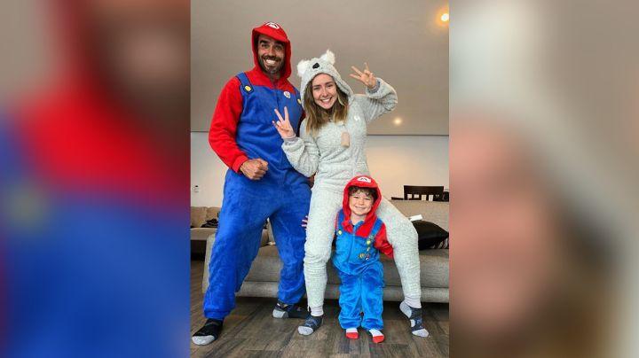 Hijo de Ariadne Díaz se viste de mujer y Marcus Ornellas 'estalla' contra las críticas