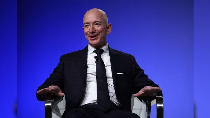 Jeff Bezos, exCEO de Amazon, presenta cuáles son los sus libros favoritos de negocios