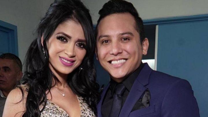 """Edwin Luna defiende su amor tras supuesta infidelidad de Kimberly Flores: """"Ni como ayudarte"""""""