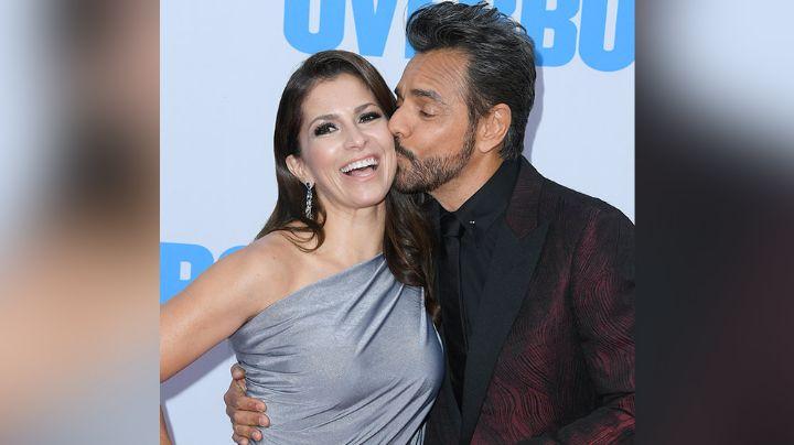 Tras supuesta separación, Alessandra Rosaldo y Eugenio Derbez ¡a punto de rencontrarse!