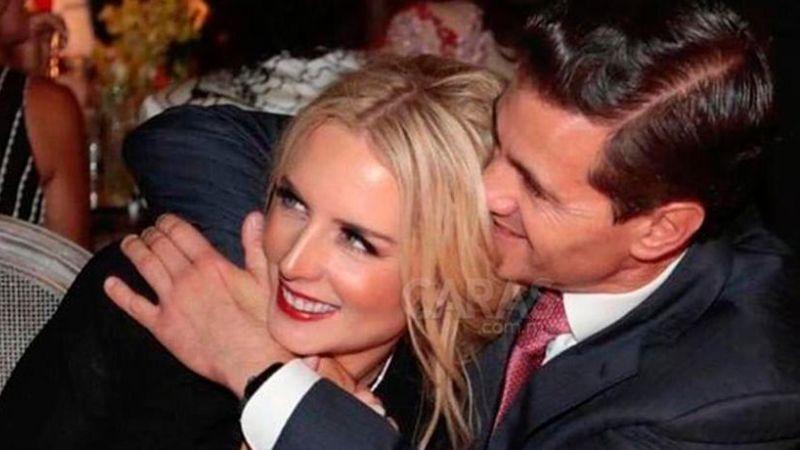 Enrique Peña Nieto reaparece; asiste a importante evento social junto a su novia Tania Ruiz