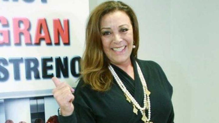 Sylvia pasquel orgullosa de Stephanie Salas: La actriz pide apoyo para su hija en 'MasterChef'