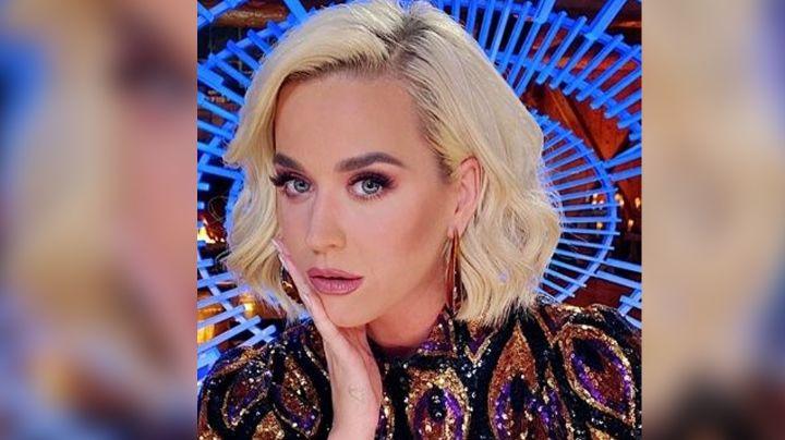 ¡Enseñó de más! Katy Perry acalora las redes con 'deshinibido' vestido en 'American Idol'