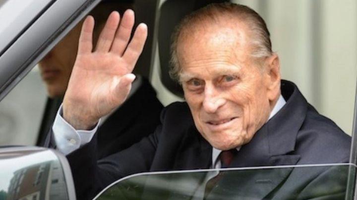 De la mano de su querida 'Lilibet': Así fue la emotiva despedida del Príncipe Felipe