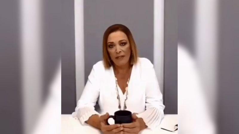 Tras escándalo de Frida Sofía y Enrique Guzmán; Sylvia Pasquel se deja ver ¡muy decaída!