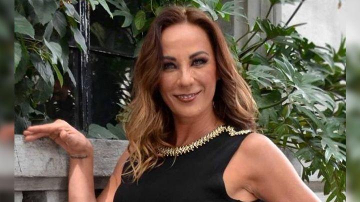 Consuelo Duval saca su lado coqueto y conquista a sus admiradores desde Televisa