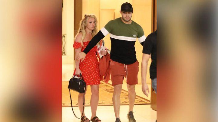 """¡Estalló contra su suegro! Novio de Britney Spears la defiende su padre: """"Es un idio..."""""""