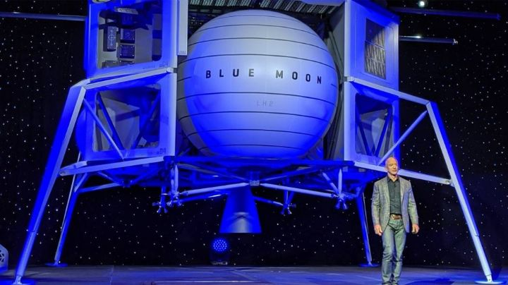 ¡Fantástico! Jeff Bezos viaja al espacio; ¿cuánto cuesta ir con él en una nave de Blue Origin?
