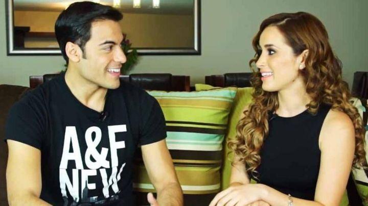 ¡Cuánto amor! Carlos Rivera provoca la sonrisa con la que Cynthia Rodríguez enamora a fans
