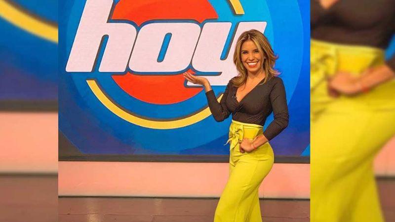 Andrea Escalona luce fantástica: La conductora de 'Hoy' enamora a sus fans en Instagram