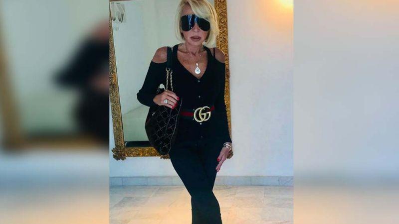 Televisa, de luto: Desconsolada, Laura Bozzo lamenta en redes la muerte de un ser querido
