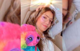 Thalía revela que es lo que más le gusta hacer, a la hora de cambiarse de casa