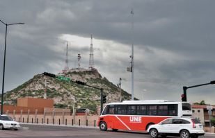 FOTOS: Ciudadanos se quejan del transporte público en Hermosillo