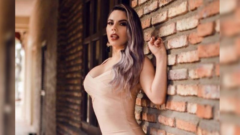 Sin miedo a críticas, Lizbeth Rodríguez muestra sus kilos de más ante la cámara
