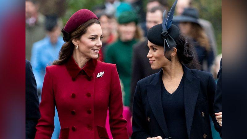 Meghan y Harry se habrían separado de la realeza para arruinar festejo de Kate