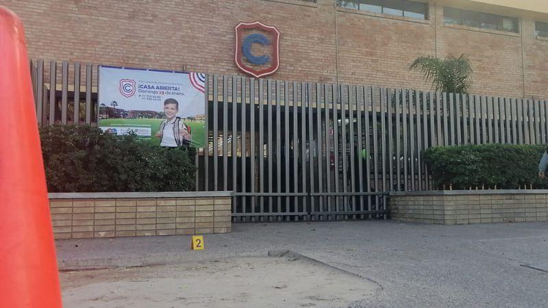 Colegio Cervantes lamenta el tiroteo y asegura que desconoce la causa