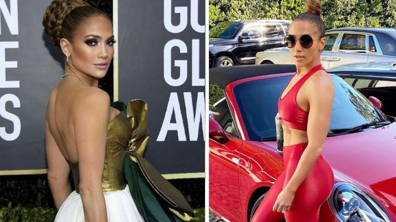FOTOS: Jennifer Lopez es la nueva cara de Versace y luce más hot que nunca