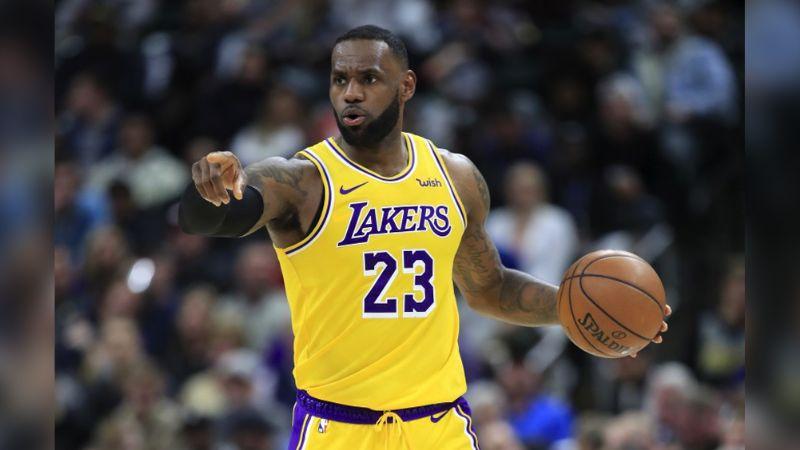 NBA: LeBron James deja atrás marca histórica puesta por Michael Jordan