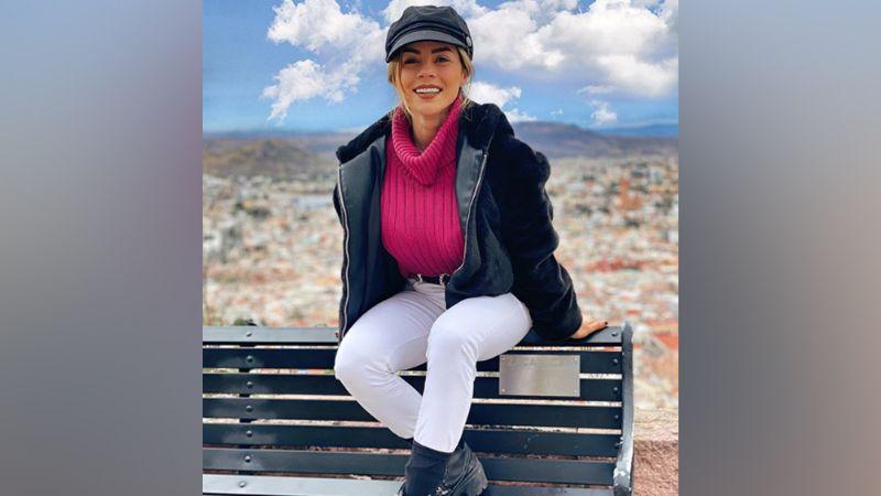 Gaby Ramírez de Multimedios seduce al lucir su cuerpo en ajustados leggings