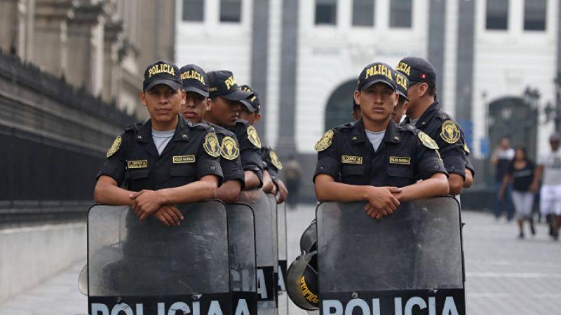 124 integrantes del crimen organizado caen en Perú; 114 eran de Venezuela