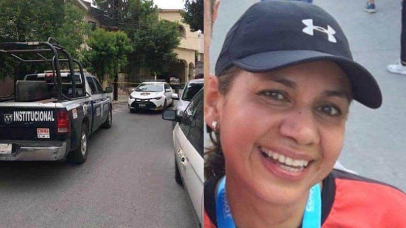 Policías detienen a feminicida prófugo de periodista en Nuevo León