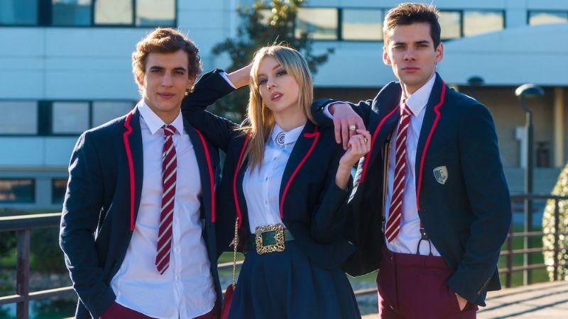 Netflix confirma fecha del estreno de la tercera temporada de 'Élite'