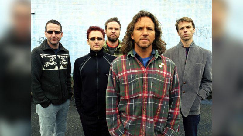 Pearl Jam emociona a sus fan al revelar su proximo álbum llamado 'Gigaton'