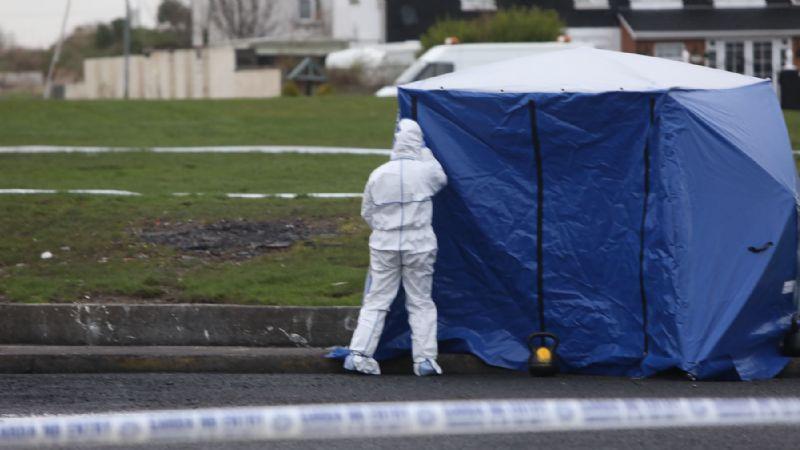 Encuentran restos humanos en una bolsa; buscan el resto del cadáver