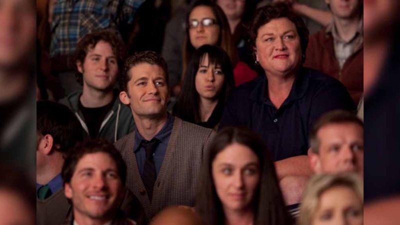 Actriz de 'Glee', operada de emergencia al sufrir ataque al corazón