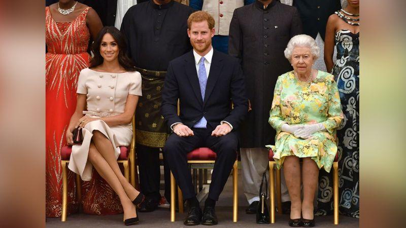 Reina Isabel II habría obligado a Meghan y Harry a realizar el #Megxit