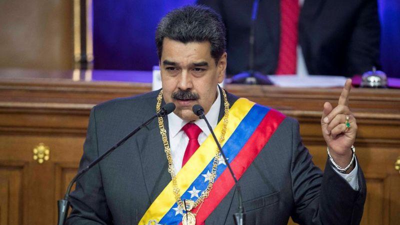 Maduro invita a ONU y UE para ver elecciones legislativas pero no a OEA