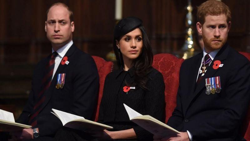 ¿Fue William y no Isabel II? Culpan al hermano de Harry por el #Megxit
