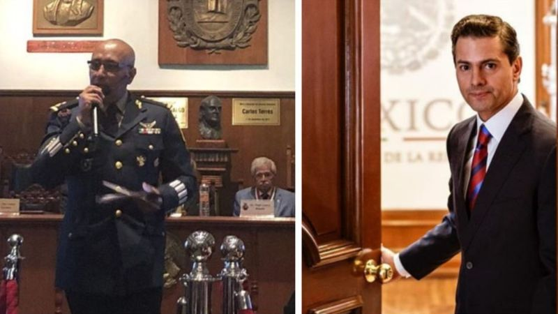 Fiscalía pide a Interpol 'cazar' al general Trauwitz, exescolta de Peña Nieto