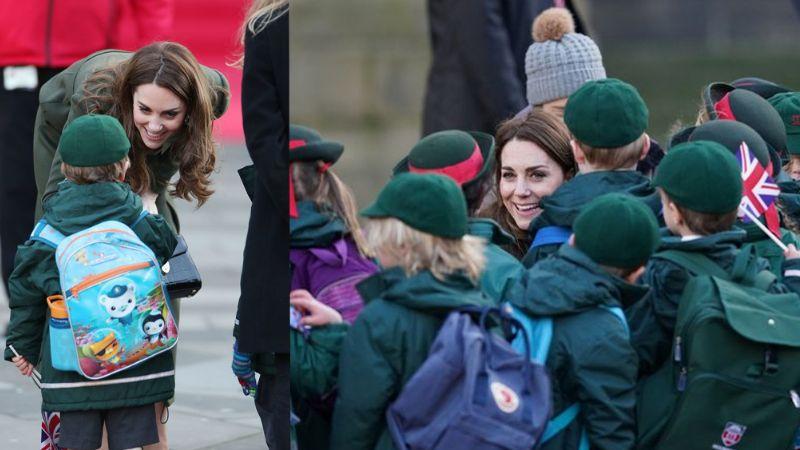 Adiós vacaciones: Kate y William hacen su primer compromiso real del 2020