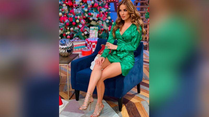 """""""Bendito Carlos Rivera"""": Cynthia asombra con su increíble flexibilidad"""