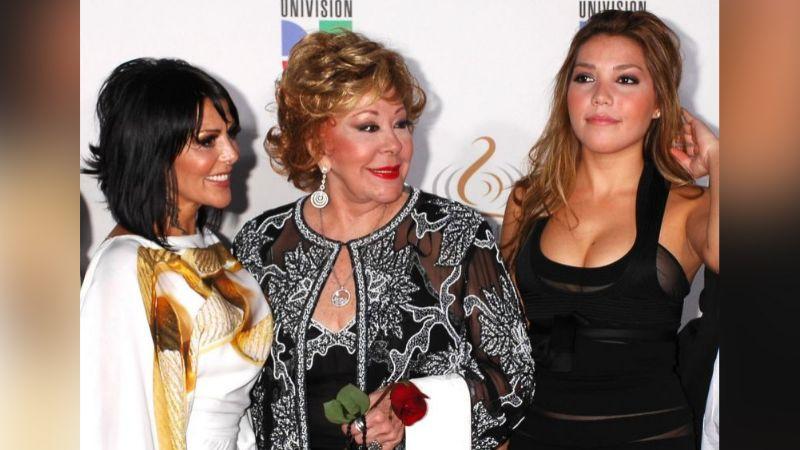 """Silvia Pinal le envía amoroso mensaje a Frida Sofía: """"Eres mi favorita"""""""