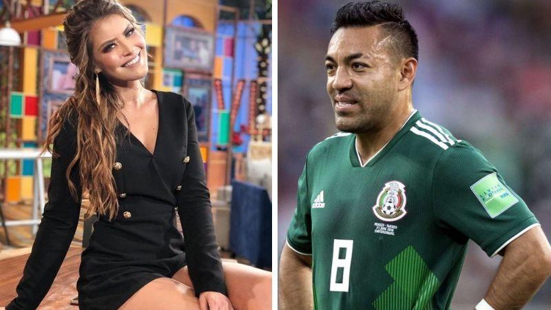 Famoso futbolista pretendía a Vanessa Claudio mientras tenía novia; lo rechazó