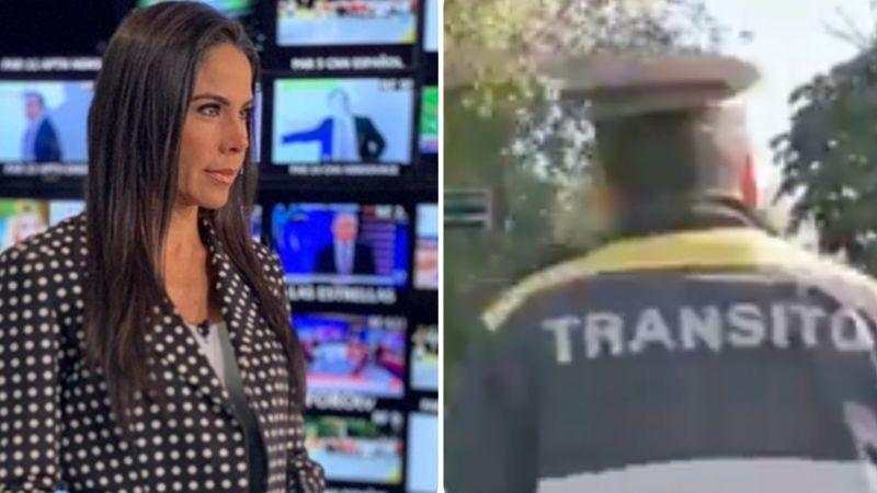 SSC investigará a policía que insultó a Paola Rojas; podría ser destituido