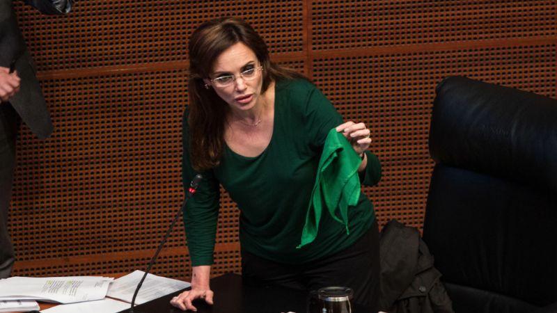 Tepjf revoca resolución de expulsión de Lilly Téllez de la bancada de Morena
